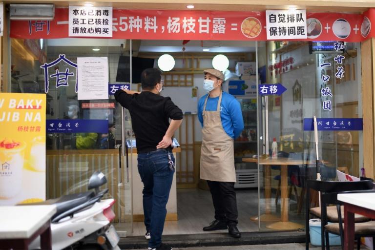 Chine: même sans bouclage, la peur demeure dans le berceau du virus
