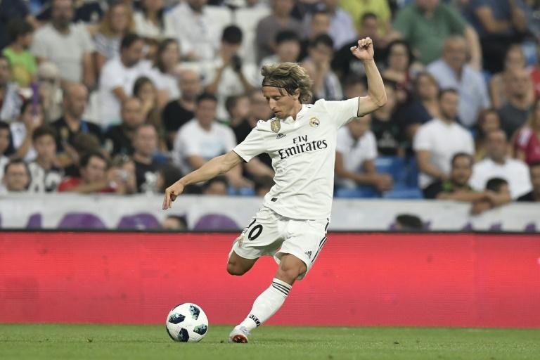 Inter to sue La Liga boss over Modric comments