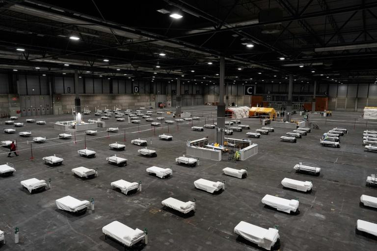 La pandémie fait 394 nouveaux morts en Espagne qui prolonge le confinement