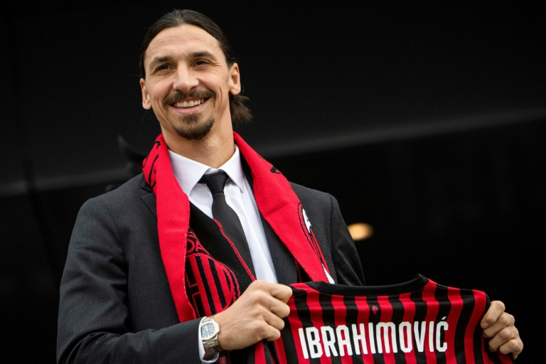 Ibrahimovic vows to kick-start Milan as Conte's Inter seek rare win at Napoli