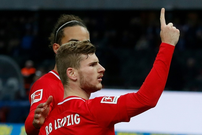 Werner double seals Leipzig's win in Berlin