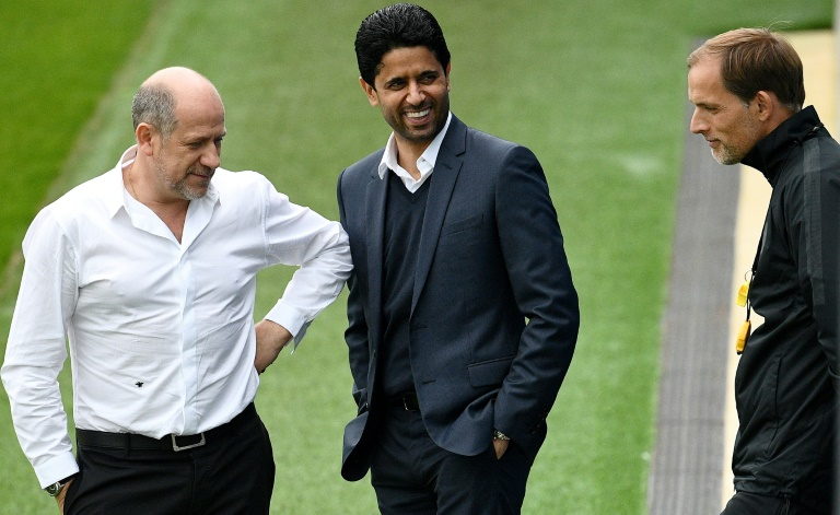 Transfer window slim pickings expose tensions at PSG