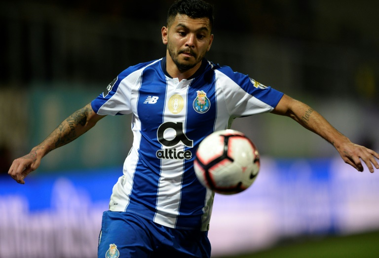 Corona extends his Porto contract
