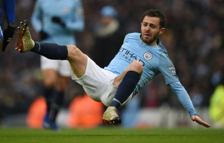 Bernardo Silva welcomes return of Man City big guns