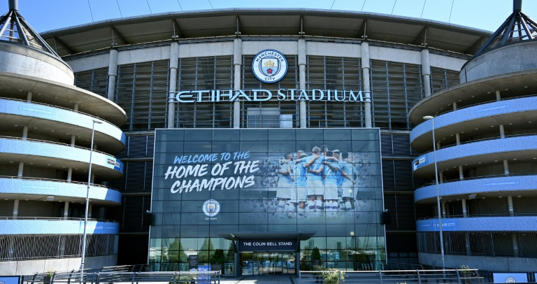 Man City's European ban appeal to be held June 8-10