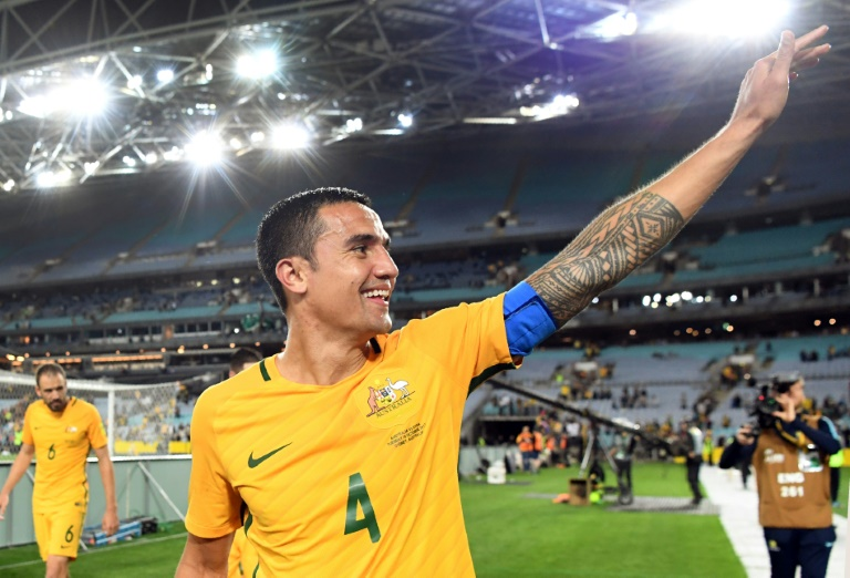 Veteran Cahill to make one last appearance for Australia