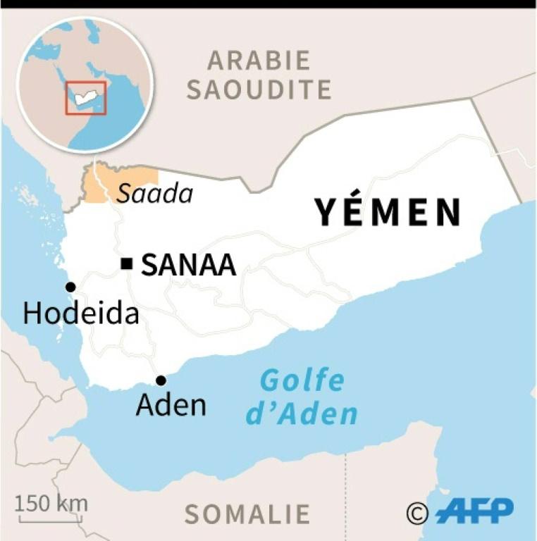 Yémen: 17 civils tués dans une attaque sur un marché à Saada (nord)