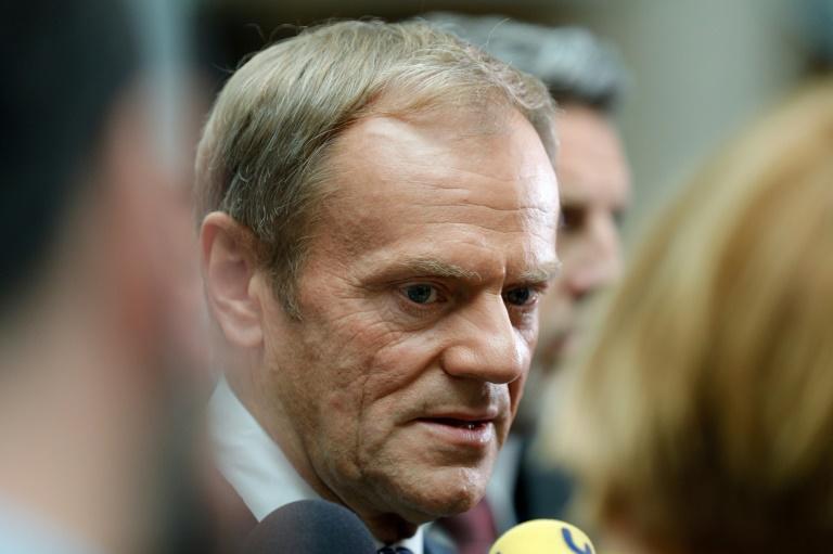 Brexit : pas de changement des positions de l'UE avec la nouvelle équipe, assure Tusk