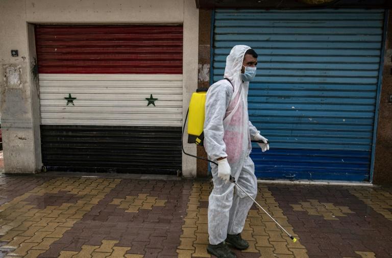 Coronavirus: en Syrie, les zones kurdes seules face au danger d'une épidémie