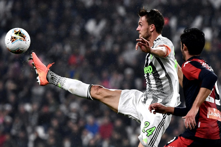 Juventus defender Rugani tests positive for coronavirus