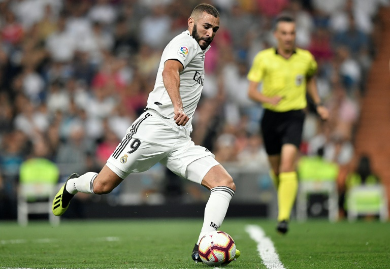 Benzema double fires Real to victory over Leganes