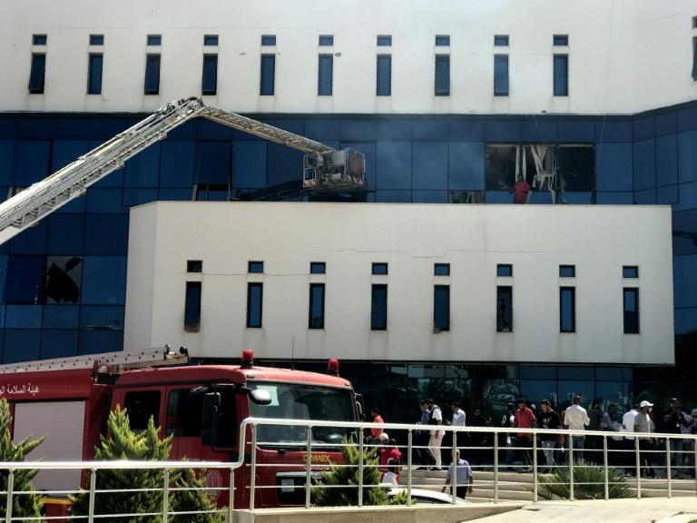Attaque meurtrière contre le siège de la Compagnie nationale de pétrole à Tripoli