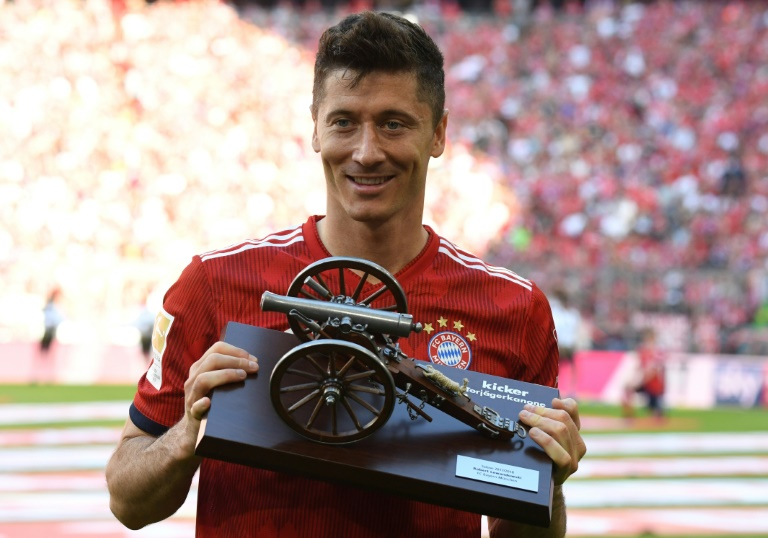 Lewandowski breaks silence on wish to leave Bayern Munich